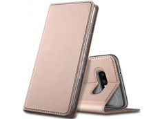 Etui Samsung Galaxy S21 Plus Smart Premium-Rose