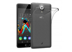 Coque Wiko U Feel Clear Flex