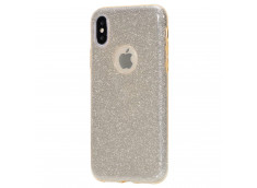 Coque iPhone X/XS Glitter Protect-Or
