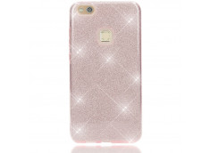 Coque Huawei P8 Lite 2017 Glitter Protect-Rose