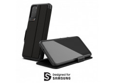 Etui Samsung Galaxy S20 Ultra Gear4 D3O Oxford Noir