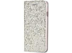 Etui iPhone XR Slim Glitter-Argent