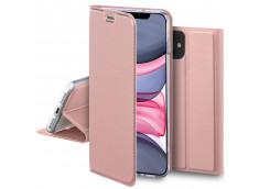 Etui iPhone 12/12 Pro Smart Premium-Rose