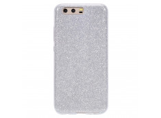 Coque Huawei P10 Glitter Protect-Argent