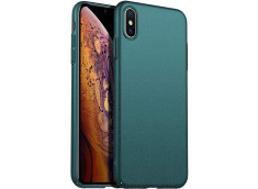 Coque iPhone X/XS Duck Egg Blue Matte Flex