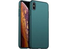 Coque iPhone XS Max Duck Egg Blue Matte Flex