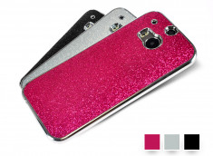 Coque HTC One M8 Glam Shine