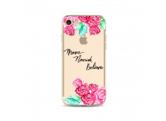 Coque iPhone 5/5S/SE Move Nourish Believe