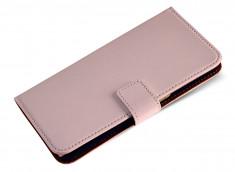 Etui iPhone 6 Plus Leather Wallet-Rose