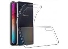 Coque Samsung Galaxy A70 Clear Hybrid