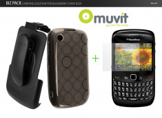 Biz Pack Blackberry 8520 by Muvit