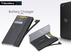 Ensemble Câble/ Charge Batterie d'origine L-S1 Blackberry Z10