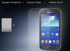 Kit 1 film protecteur + 1 chiffon Samsung Galaxy Ace 3
