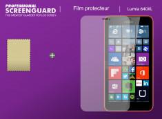 Film protecteur Microsoft Lumia 640 XL