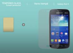 Film protecteur Samsung Galaxy Ace 4 en verre trempé