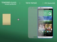 Film protecteur HTC Desire 820 en Verre Trempé