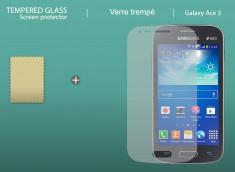 Film protecteur Samsung Galaxy Ace 3 en verre trempé