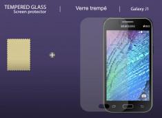 Film Protecteur Samsung Galaxy J1 en Verre Trempé