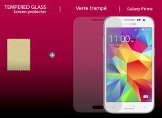 Film Protecteur Samsung Galaxy Core Prime en Verre Trempé