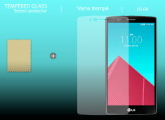 Film protecteur LG G4 en Verre Trempé