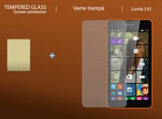 Film Protecteur Nokia Lumia 535 en verre trempé