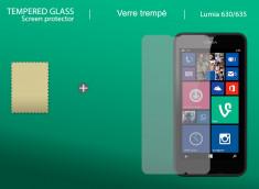 Film protecteur Nokia Lumia 630/635 en verre trempé