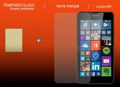 Film Protecteur Microsoft Lumia 640 en verre trempé