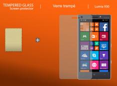Film Protecteur Nokia Lumia 930 en verre trempé