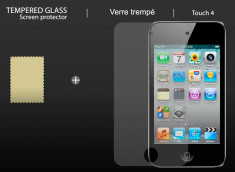 Film Protecteur iPod Touch 4 en Verre trempé