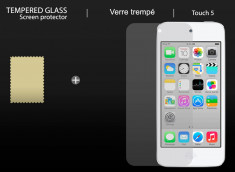 Film Protecteur iPod Touch 5 en Verre trempé
