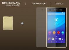 Film protecteur Sony Xpéria Z5 en verre trempé