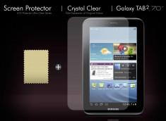 KIT avec 1 film protecteur + 1 chiffon Galaxy Tab 2 - P3100 (7.0'')