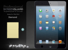 KIT 1 film protecteur Diamond + chiffon iPad Mini