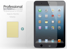 KIT1 film protecteur Anti-reflet + 1 chiffon iPad Mini