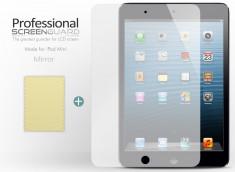 KIT 1 film protecteur effet Miroir + chiffon iPad Mini