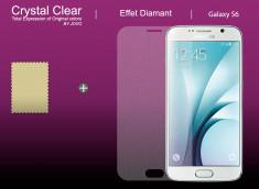 Film Protecteur Samsung Galaxy S6 Diamant