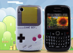 Coque Blackberry Curve 8520/9300 Gameboy