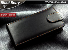 Etui Blackberry Torch 9850/60 Brown Holster