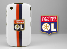 Coque Officielle Blackberry 8520 A.S. Monaco FC