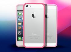 Bumper iPhone 5/5S Pink Flex
