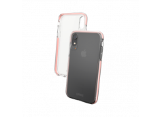 Coque iPhone X/XS GEAR4 D30 Piccadilly-Rose