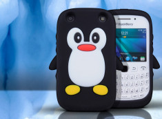 Coque BlackBerry Curve 9320 Pingouin