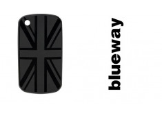 Coque Blackberry Curve 8520/9300 Black UK + film