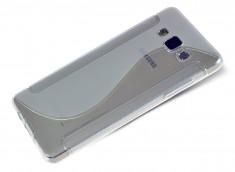 Coque Samsung Galaxy J7 2016 Silicone Grip-Translucide