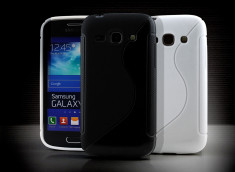 Coque Galaxy Ace 3 Grip Flex