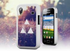 Coque Samsung Galaxy Ace Sparkling Swag