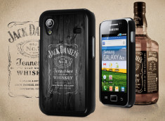 Coque Samsung Galaxy Ace Old Jack
