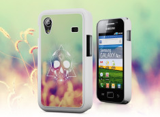 Coque Samsung Galaxy Ace Skull Swag
