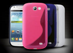 Coque Samsung Galaxy Express Silicone Grip