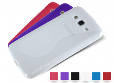 Coque Samsung Galaxy Grand 2 Grip Flex